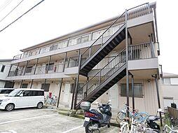 神奈川県厚木市下依知2丁目の賃貸マンションの外観