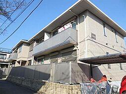 ボヌール鎌倉[202号室]の外観
