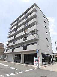 大阪府大阪市平野区西脇4丁目の賃貸マンションの外観