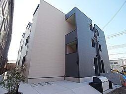 兵庫県神戸市長田区海運町8丁目の賃貸アパートの外観
