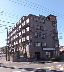 ルベール生田[602号室]の外観