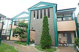 ビレッジボヌール弐番館[103号室]の外観