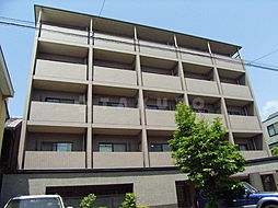 元土御門[3階]の外観