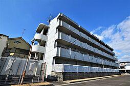 大阪府松原市天美東4丁目の賃貸マンションの外観