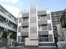 マンション穂高[2階]の外観
