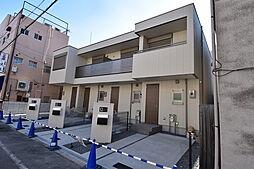 大阪府大阪市都島区内代町1丁目の賃貸アパートの外観