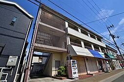 大阪府松原市柴垣2丁目の賃貸マンションの外観