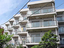 ハイネスウエストコーポ[3階]の外観