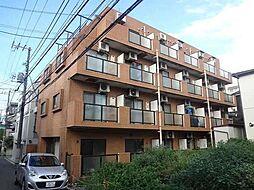 ヨコハマポートマンション[203号室]の外観