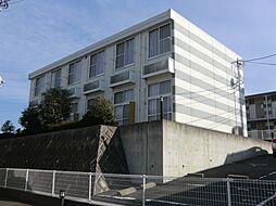 レオパレスカメリア五番館[201号室]の外観