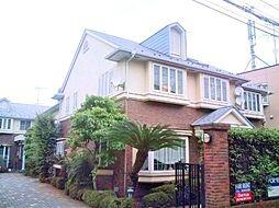 [テラスハウス] 東京都渋谷区西原2丁目 の賃貸【/】の外観