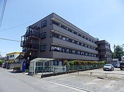 東京都八王子市高倉町の賃貸マンションの外観