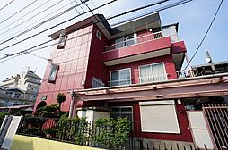 埼玉県朝霞市本町1丁目の賃貸マンションの外観