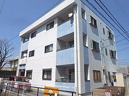 愛知県岡崎市橋目町字請地の賃貸アパートの外観