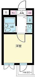 新高円寺ダイカンプラザcity[2階]の間取り