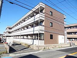 千葉県浦安市東野2の賃貸マンションの外観