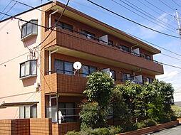 クレアモントマンション[3階]の外観