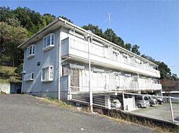 アンソレイエ和田[2階]の外観