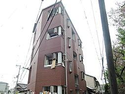JPアパートメント枚方II[4階]の外観