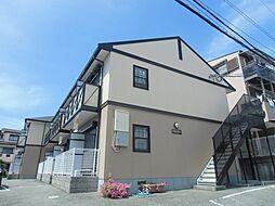 大阪府豊中市曽根東町2丁目の賃貸アパートの外観
