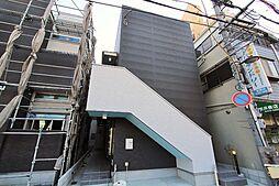 First Gate KOBE[2階]の外観