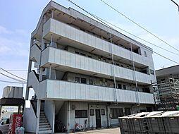 愛知県岡崎市牧御堂町字油田の賃貸マンションの外観