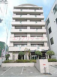 大阪府大阪市東住吉区住道矢田5丁目の賃貸マンションの外観
