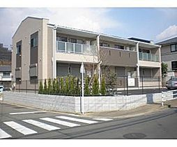 神奈川県横浜市都筑区茅ケ崎東2丁目の賃貸アパートの外観