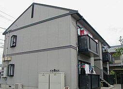 滋賀県彦根市金沢町の賃貸アパートの外観
