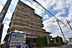 大阪府羽曳野市島泉6丁目の賃貸マンションの外観