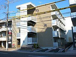 愛知県豊田市元城町4丁目の賃貸マンションの外観