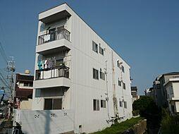 大阪府豊中市夕日丘3丁目の賃貸マンションの外観