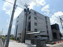 埼玉県さいたま市緑区美園4の賃貸マンションの外観