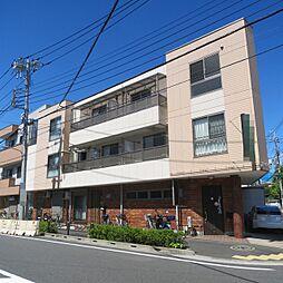 千成マンション[302号室]の外観