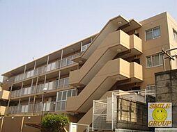 千葉県松戸市高塚新田の賃貸マンションの外観