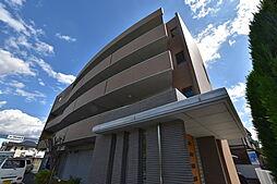 アミアミマンション[4階]の外観