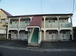 福岡県福岡市早良区小田部3丁目の賃貸アパートの外観