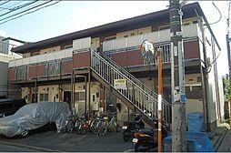 オオサコハイツ[2階]の外観