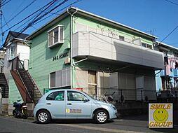 テラスHasumi[101号室]の外観