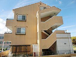 千葉県市原市ちはら台西1丁目の賃貸マンションの外観