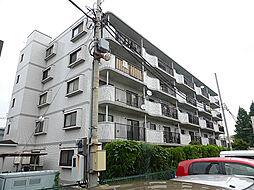 東京都東大和市立野3丁目の賃貸マンションの外観