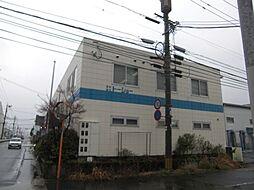 榎田村下ビル[202号室]の外観