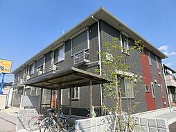 千葉県市原市五井西1丁目の賃貸アパートの外観