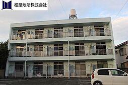 愛知県豊橋市東小池町の賃貸マンションの外観
