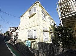 神奈川県座間市緑ケ丘3の賃貸アパートの外観