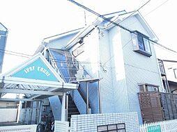 リーフコート江戸川台A棟[2階]の外観