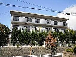福岡県福岡市東区香椎駅東4丁目の賃貸マンションの外観