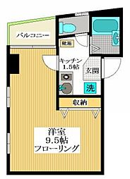 ひさとみビル[2階]の間取り