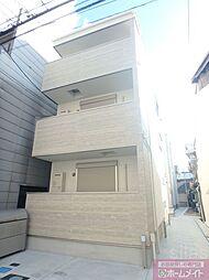 Osaka Metro谷町線 平野駅 徒歩4分の賃貸アパート