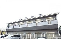 ロイヤルクレスト学園西[2階]の外観